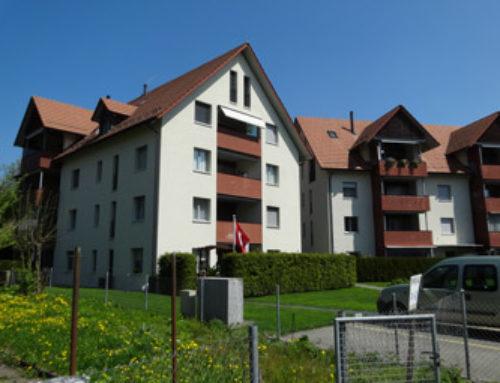 Rüti – 16 Wohneinheiten Verwaltung Stockwerkeigentum